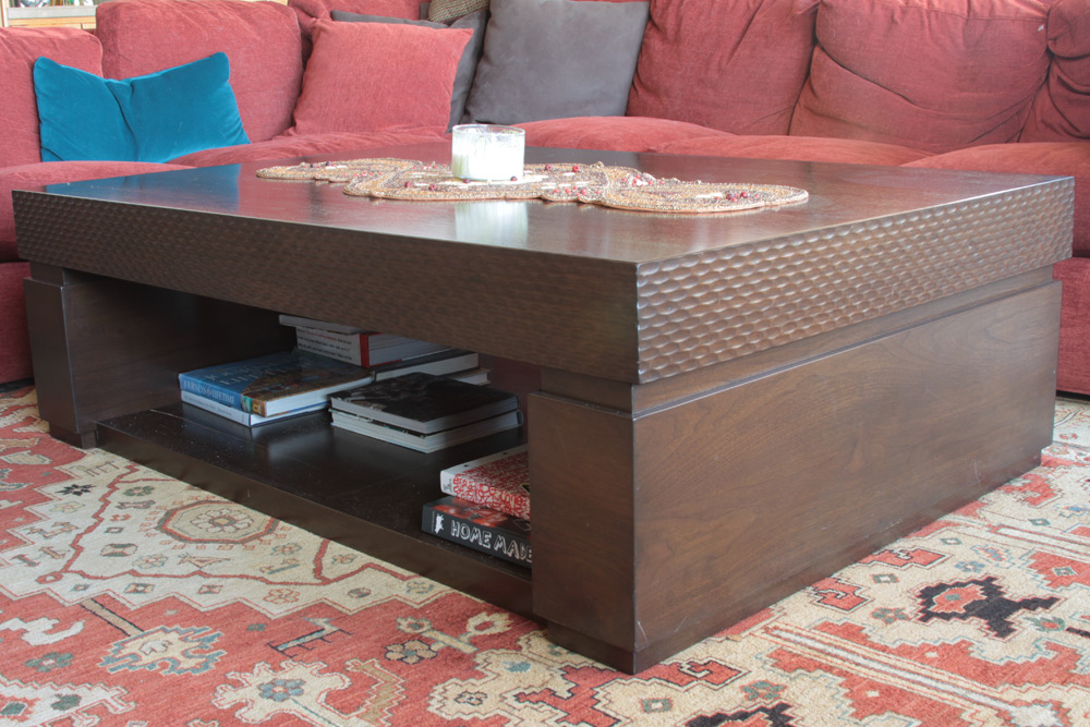 benz-coffee-table